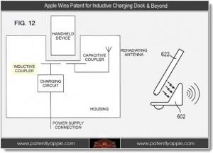 Apple:новый патент зарядки без проводов